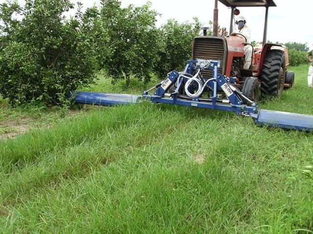 Barra Aplicadora Herbicida Alma Top Dupla Frontal - 3