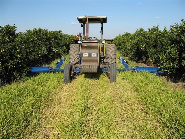 Barra Aplicadora Herbicida Alma Top Dupla Frontal - 4