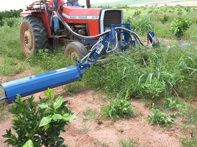 Barra Aplicadora Herbicida Alma Top Dupla Frontal - 5