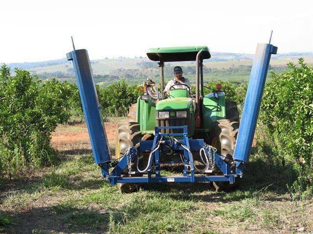 Barra Aplicadora Herbicida Alma Top Dupla Frontal - 6
