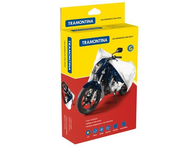 Capa Impermeável para Moto Tramontina Tam G