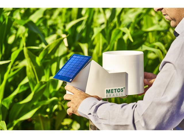 Estação Meteorológica iMetos iMeteoPRO + Sentek - 1