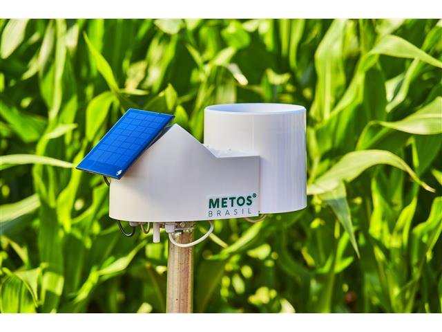 Estação Meteorológica iMetos iMeteoPRO + Sentek - 2