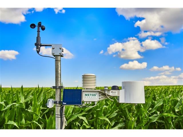 Estação Meteorológica iMetos AG280 - 1