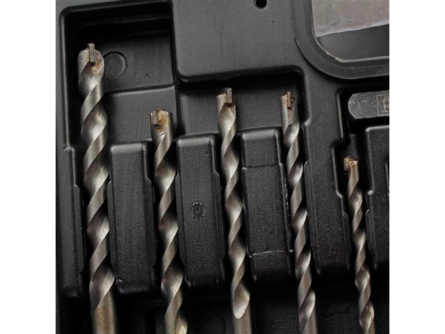 Conjunto para Furar e Parafusar Black&Decker 34 peças - 2