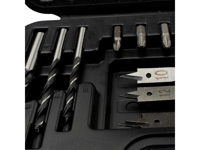 Conjunto para Furar e Parafusar Black&Decker 34 peças - 3