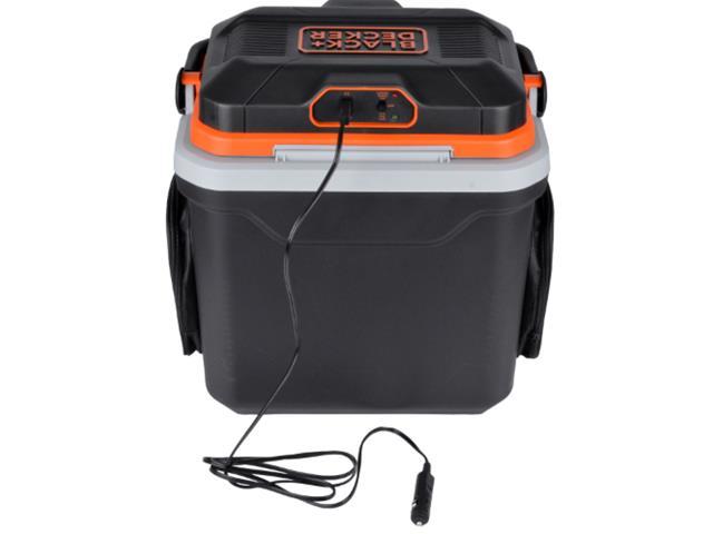 Mini Geladeira Portátil para Carro Black&Decker 12V 24 L - 3