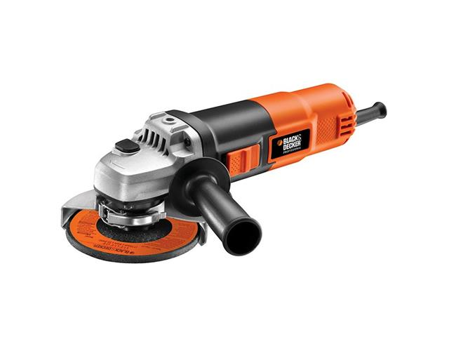 "Esmerilhadeira Angular 4-1/2"" Black&Decker 1000W 110V"