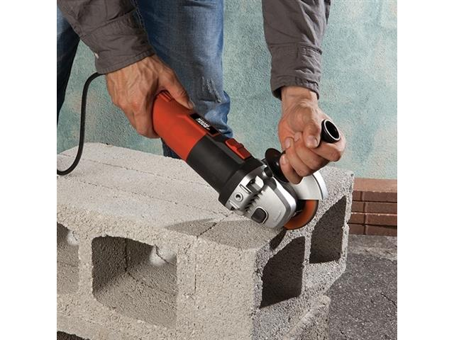 "Esmerilhadeira Angular 4-1/2"" Black&Decker 1000W 110V - 2"
