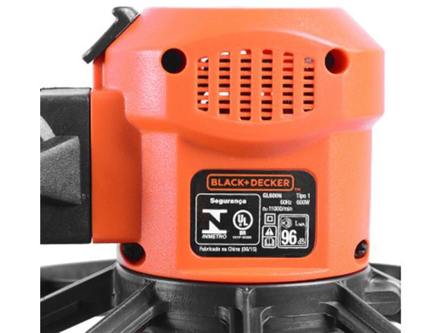 Aparador de Gramas Black&Decker 600W 110V - 2