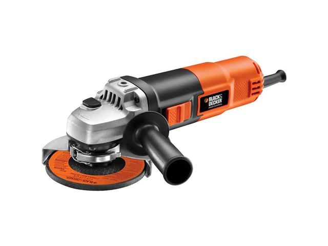"Esmerilhadeira Angular 4-1/2"" Black&Decker 1000W"
