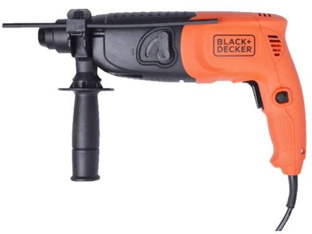 Martelete Perfurador Black&Decker 620W SDS Plus - 0