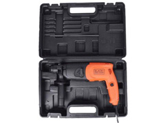 Martelete Perfurador Black&Decker 620W SDS Plus - 1