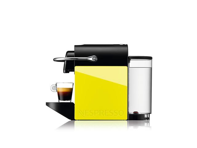 Cafeteira Nespresso Automática Pixie Clip C60 Preta e Lima Neon - 3