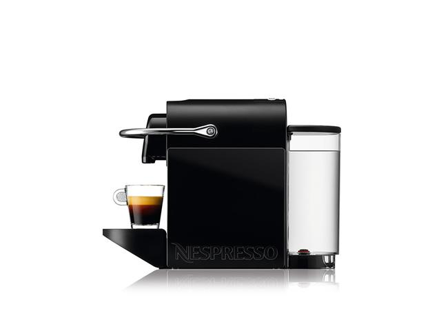 Cafeteira Nespresso Automática Pixie Clip C60 Preta e Lima Neon - 7