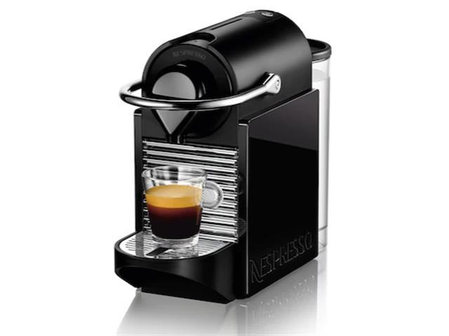 Cafeteira Nespresso Automática Pixie Clip C60 Preta e Lima Neon - 5
