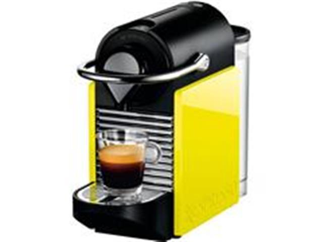 Kit Nespresso Pixie Clips Preto e Lima Neon & Aeroccino Preto - 5