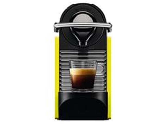 Kit Nespresso Pixie Clips Preto e Lima Neon & Aeroccino Preto - 6