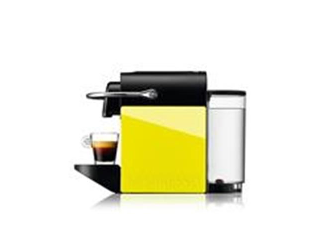 Kit Nespresso Pixie Clips Preto e Lima Neon & Aeroccino Preto - 7