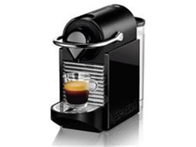 Kit Nespresso Pixie Clips Preto e Lima Neon & Aeroccino Preto - 9