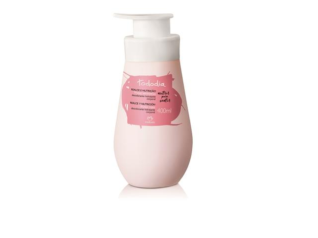Desodorante Hidratante Corporal Natura Tododia Frutas Vermelhas 400 ml