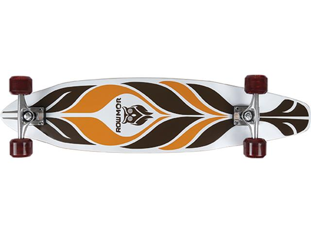Longboard MOR Estampa Maori 11 x 20 x 96 cm - 1