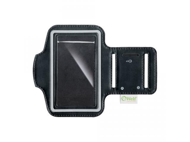 Braçadeira para celular e smartphone em neoprene