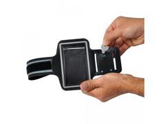 Braçadeira para celular e smartphone em neoprene - 1