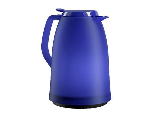 Garrafa Térmica Emsa Quick Tip Mambo Azul 1 L