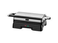 Grill Cuisinart Panini Press Aço Escovado
