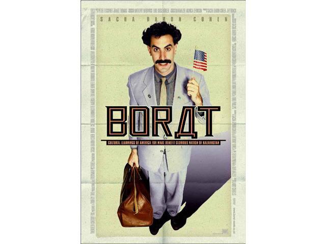 DVD Borat FOX