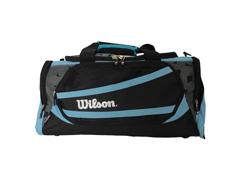 Bolsa Wilson Preta/Azul