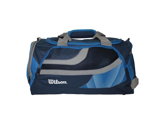 Bolsa Wilson Azul/Cinza