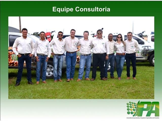 Assistência Agronômica - PA Consultoria