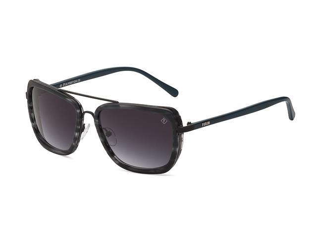 Óculos de Sol Fórum Feminino Prata com Azul - TopStore 934eb8cfe2