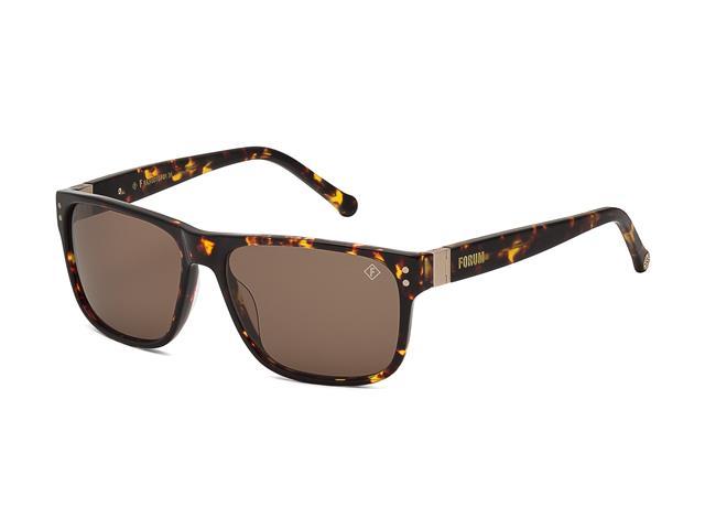 60ae212fcb303 Óculos de Sol Fórum Feminino Wayfarer Marrom