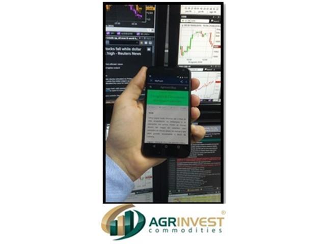 Agrinvest Commodities - Intel - Período de 1 mês