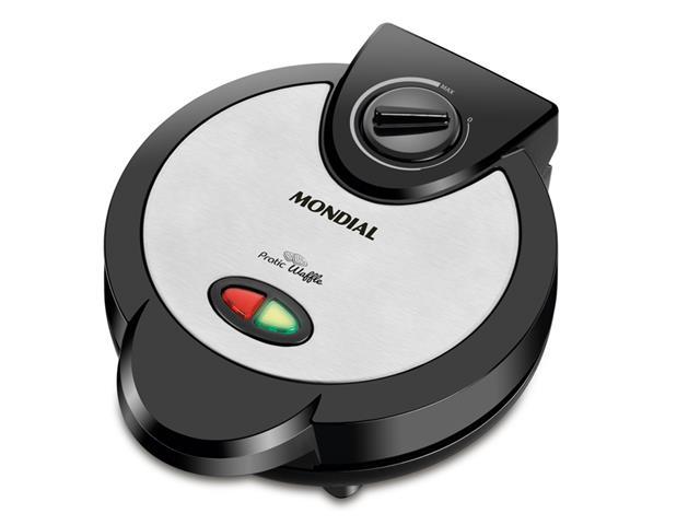Máquina de Waffle Mondial GW-01 - 1