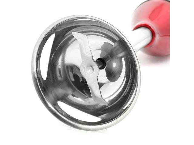Mixer Vertical Black & Decker 2 Velocidades Vermelho - 3