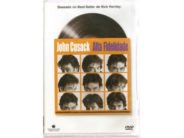 DVD Alta Fidelidade