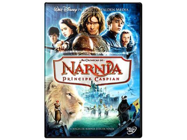 DVD - AS CRÔNICAS DE NARNIA 2