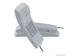 Telefone Intelbras  Gondola Tc 20 Cinza Artico - 1