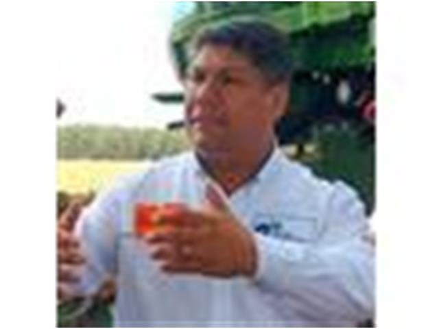 Operacionalidade da Colheitadeira - Reinaldo Kil