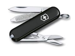 Canivete Suiço Victorinox Classic 7 Funções Preto