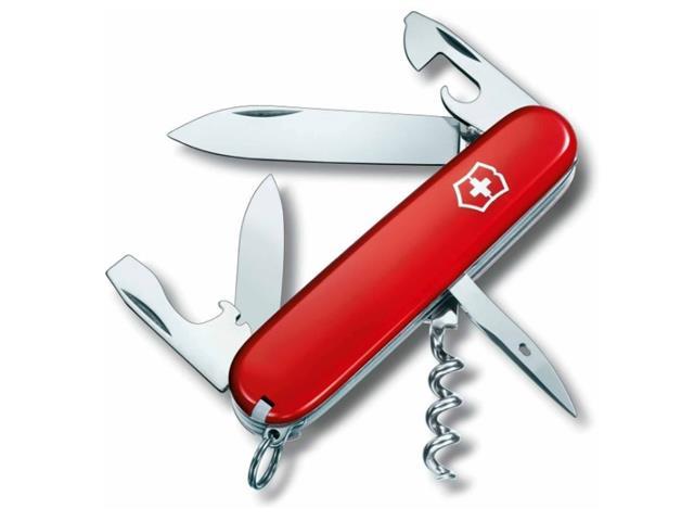 Canivete Victorinox Spartan 12 Funções Vermelho