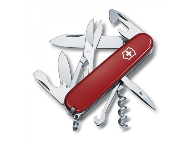 Canivete Victorinox Climber 14 Funções Vermelho