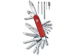 Canivete Suiço Victorinox Swisschamp 33 Funções Vermelho - 0