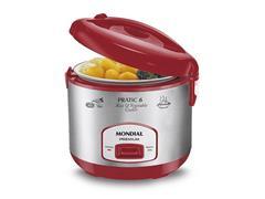 Panela Elétrica Mondial Pratic Rice 6 Premium Red