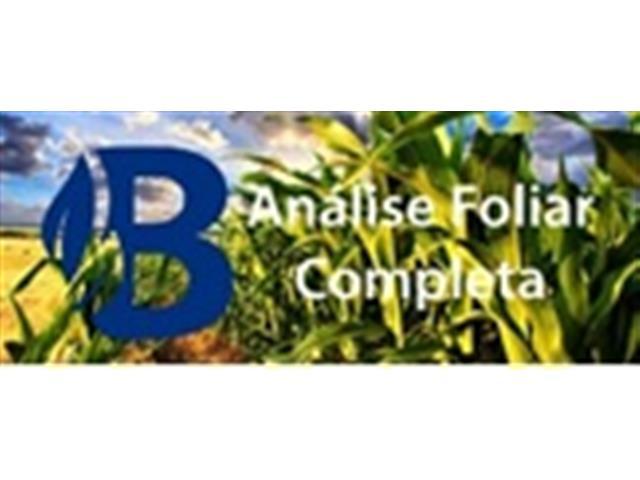 Análise Foliar Completa - Biotec