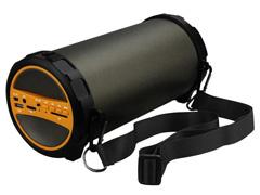 Caixa de Som Speaker Bluetooth Rádio FM Portátil Lenoxx 30W Subwoofer - 3